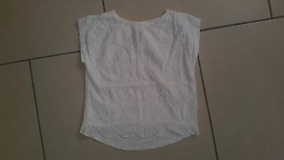 Cute M & S Girls Crop Top.....age 6-7.....fab Condition. ...
