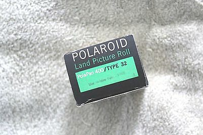 One Roll Of Polaroid Type 32 Land Picture Film