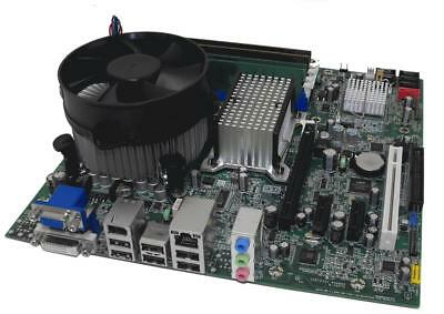 Intel DQ35JOE Motherboard Bundle - Core 2 Duo 2.83Ghz, 4GB DDR2 Memory