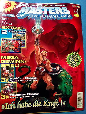 Masters of the Universe Nr. 2