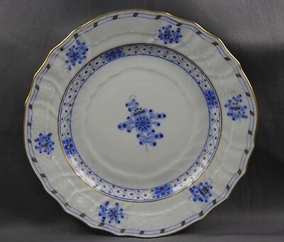 Herend China Blue Garden Bread & Butter Plate 1515 Sold Individually