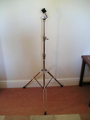 CB drums double braced cymbal stand