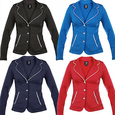SALE!  Horka Adult Super Comfortable Show Competition Riding Jacket