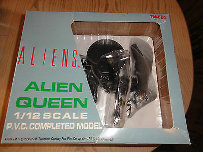 Tsukuda Hobby Alien Queen 1/12 PVC Completed Model Boxed