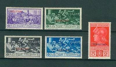 stamps italiane *   voir scans * timbres italie * surcharge tripolitania *