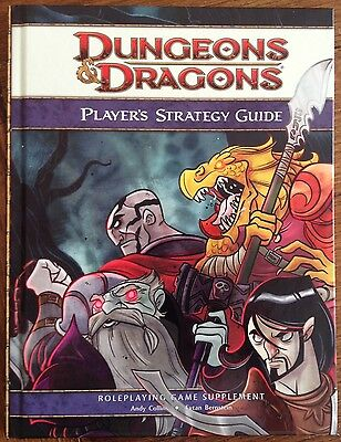 Dungeons & Dragons: Player' Strategy Guide - Roleplaying Game Supplement
