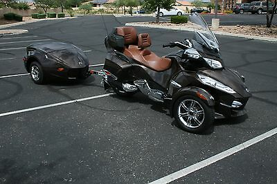 2012 Can-Am RT- Limited  Can Am spyder RT Limited