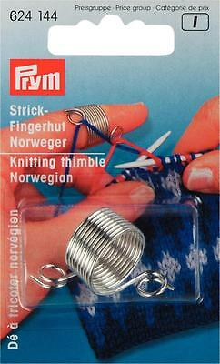 Knitting thimble for Norwegian pattern by Prym 624 144