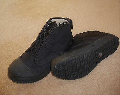 Rock boots size 9, diving, dry suit, water sports