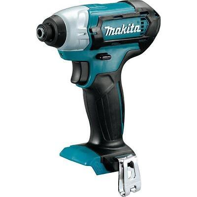 """Makita DT03Z 12 Volt CXT Lithium-Ion 1/4"""" Cordless Impact Driver -Tool Only- NEW"""