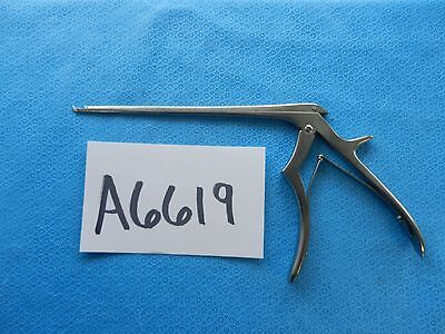 Codman Surgical 1mm 40 Deg Up Hardy Sella Punch Kerrison Rongeur 80-1344