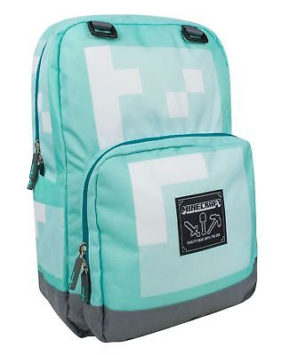 Minecraft Diamond Schulrucksack Backpack