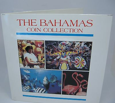 1992 Bahamas Mint Set of Coins One Five Ten Fifteen Twenty Five Cent Collection