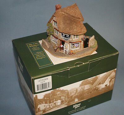 LILLIPUT LANE ~ THE CATS WHISKERS MODEL ~ L2275 issued 1999