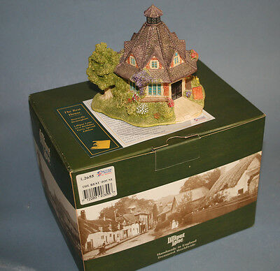 LILLIPUT LANE ~ THE REST HOUSE MODEL ~ L2655 issued 2003 SPECIAL EDITION