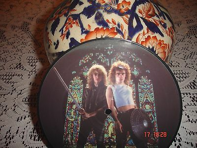 "Diamond Head - Out of Phase / The Kingmaker  7"" picture disc single 45rpm"