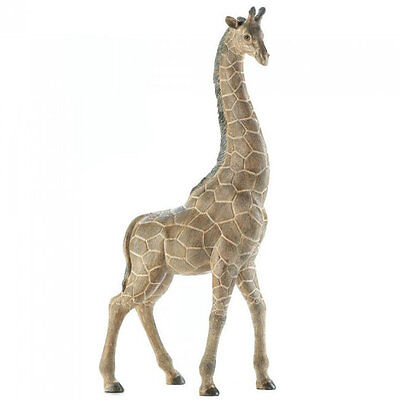 Walking Tall Giraffe Statue - 19 inches