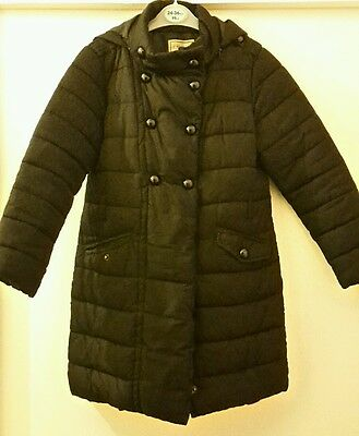 Gorgeous Girls Next Winter Coat Jacket Age 7 / 8 Years