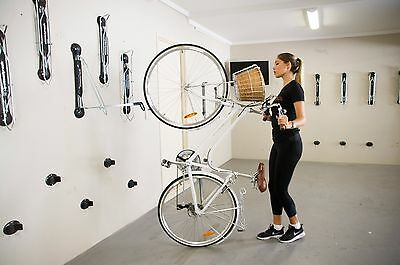 Steadyrack Bike Racks Fender Rack Vertical Bike Storage Rack-2 PACK