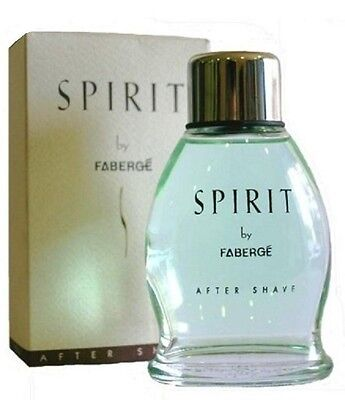 SPIRIT by FABERGE - After Shave Lotion 100 mL - Hombre / Man / Uomo / Fabergé