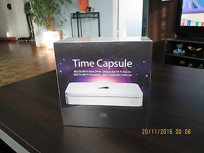 Apple time capsule 3tb neuf sous blister