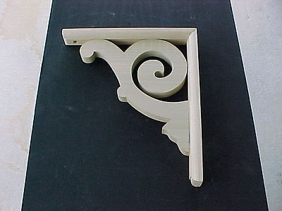 "Victorian Gingerbread Wood Trim  Bracket #5          11 5/8"" x 10 1/4"""