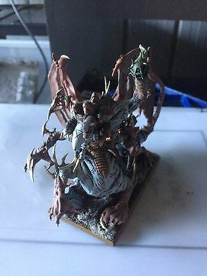 Skaven Age Of Sigmar Hellpit Abomination (converted and painted)