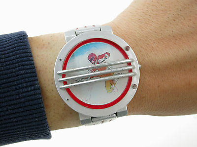 Mighty Morphin Power Rangers Talking Watch Red Ranger 1995 Vintage Saban Toy