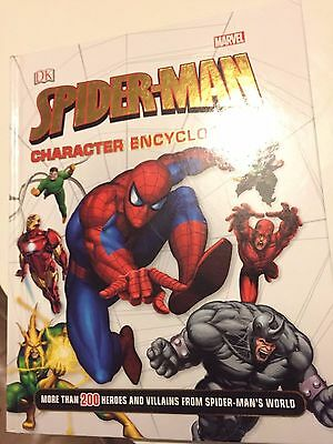 Marvel's Spider-Man Character Encyclopedia book