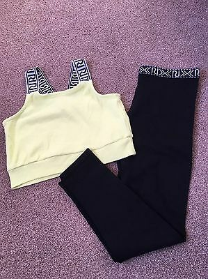 Girls River Island Legging Set 11-12