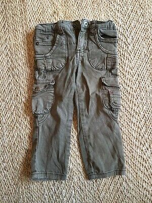 DKNY cargo style pants. Unisex.  Good preloved condition. Size 2