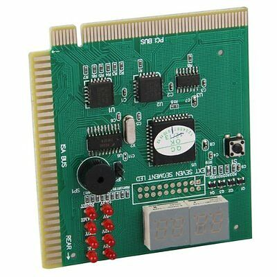 10X(Diagnostic analyzer card for motherboard-PCI ISA)PA