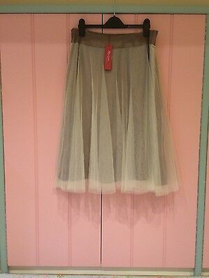 Women's Monsoon layered skirt in Size 14