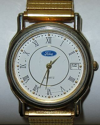 Ford Motor Company Advertising Wrist Watch