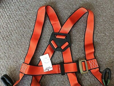 3 Point Safety Fall Arrest Harness
