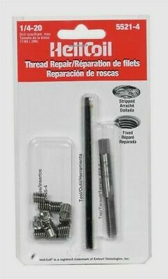 HeliCoil 5521-4 , 1/4-20 X 0.35 In. Thread Repair Kit