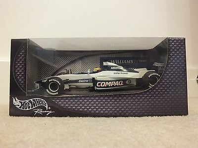 2000 Williams FW22 Ralf Schumacher HotWheels 1:24 Model F1 Car