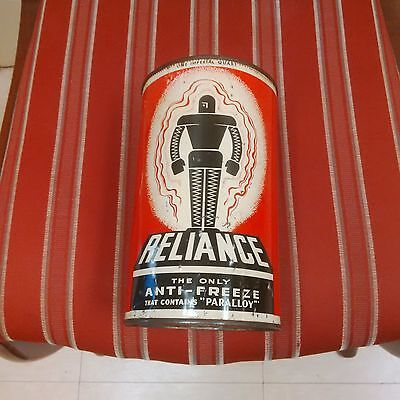 Reliance Anti-Freeze 1 Imperial Quart Can