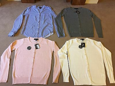 Atmosphere Bundle Of Cardigans/Shirt Size 8 - New With Tags. Next Day Delivery