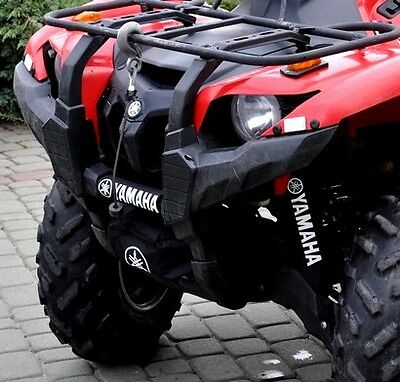 GRIZZLY Quad ATV Shock Covers Set 4 Yamaha 400 450 600 650 700 ALL MODEL !!