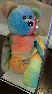 TY Garcia Beanie Baby Authenticated MINT