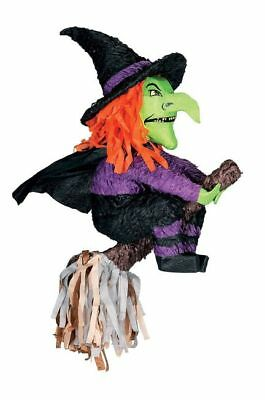 Witch Halloween Pinata - Themed Party Supplies & Games
