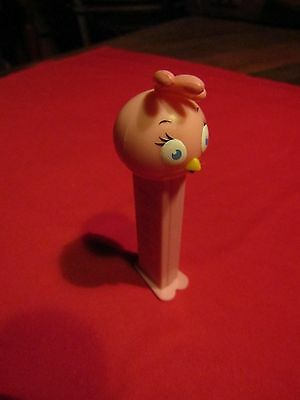 PEZ Dispenser - Pink Angry Birds (1)