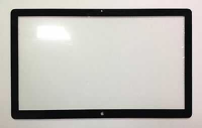 "Apple Thunderbolt Display Glass Cover 27"" P/N: 922-9919 Model: A1407"