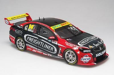 Biante 1/18 Holden VF Commodore #14 Freightliner (2015) - Fabian Coulthard