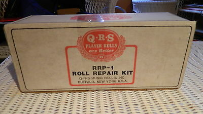 QRS  RRP-1  Piano Roll Repair Kit  !!!
