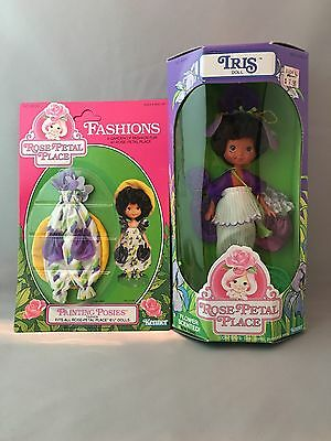 1984 Rose Petal Place Iris doll COMPLETE w/ Fashion in box!������