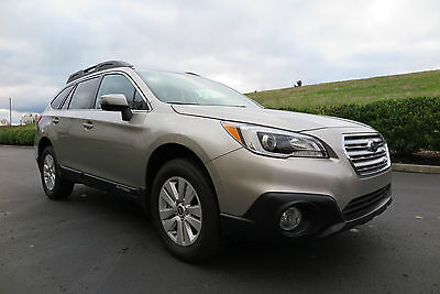 2016 Subaru Outback 2.5i Premium with EyeSight, Winter Package. 2016 Subaru Outback 2.5i Premium with EyeSight, Power lift gate, only 7k miles!