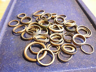 Rare ! Ancient  Roman Celtic Rings Hairrings Nice Collection