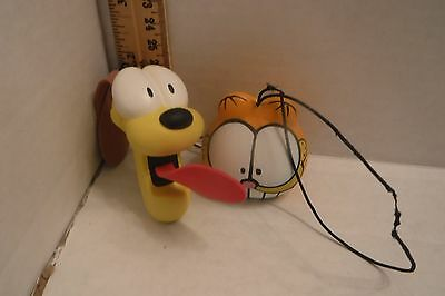 Garfield and Odie (Lot of 2) Antenna Toppers (Rare)